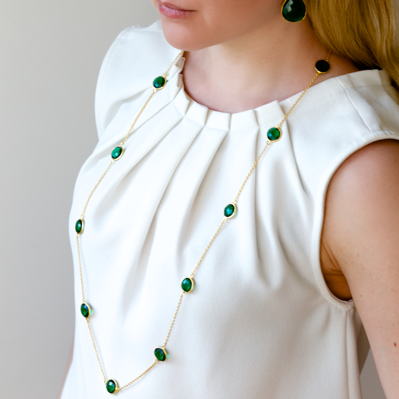 Carmen Golden Emerald Person