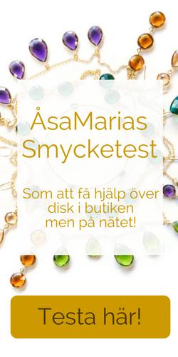Få hjälp att välja smycken med ÅsaMarias smycketest